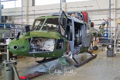 Army Air Corps Westland Lynx AH7