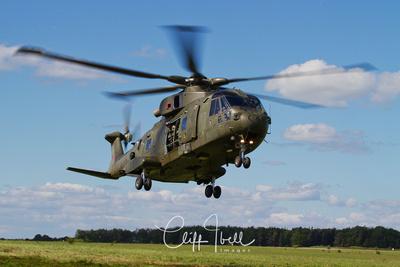 Agusta Westland EH101 Merlin