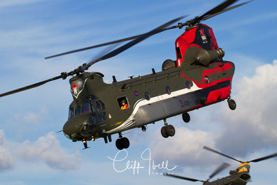 Boeing CH47 Chinook