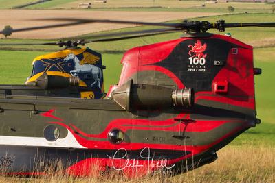 Boeing CH47 Chinook